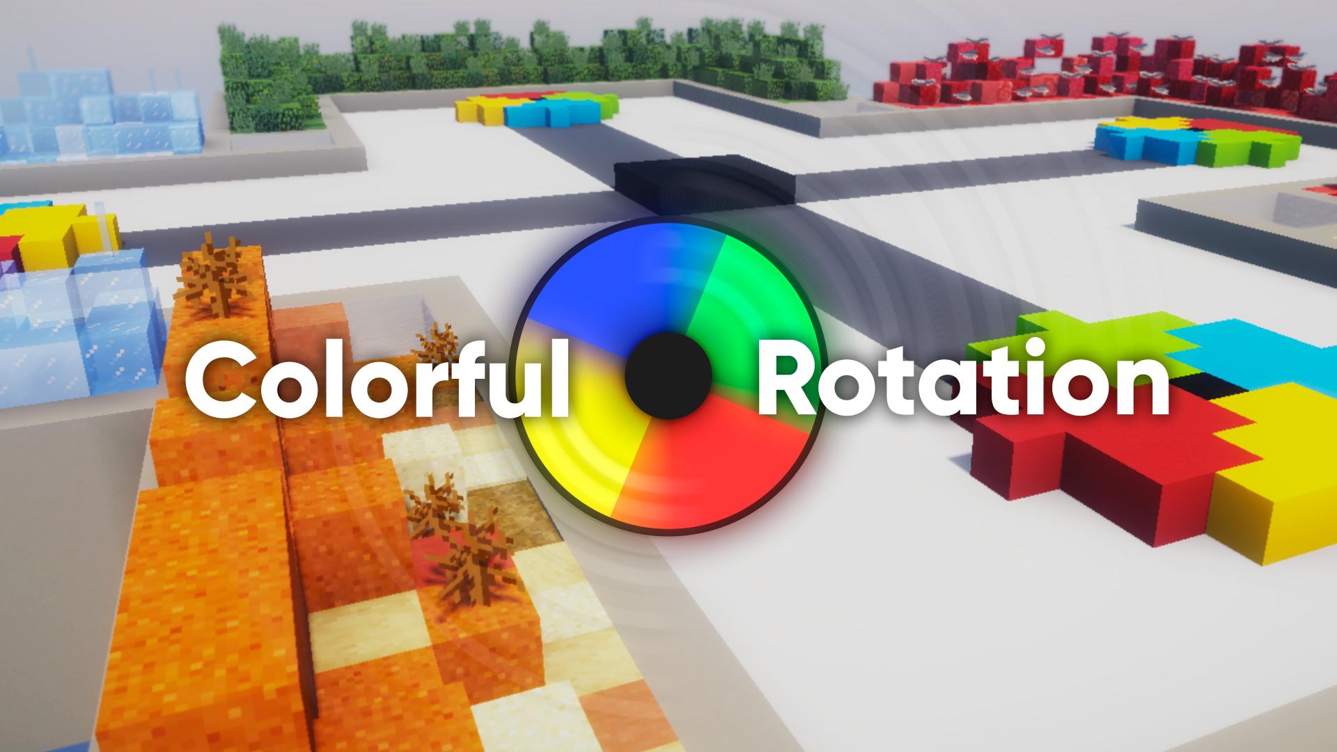 Colorful Rotation